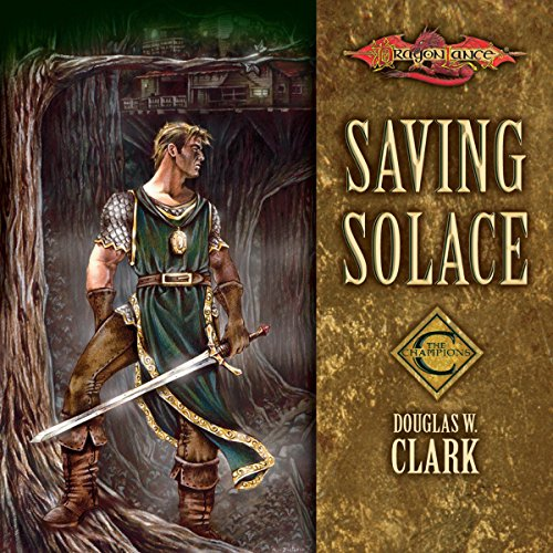 Saving Solace cover art