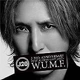 J 20th Anniversary BEST ALBUM<1997-2017>W.U.M.F.(DVD付)