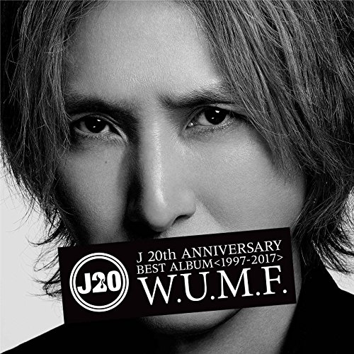 J 20th Anniversary BEST ALBUM <1997-2017> W.U.M.F.(2CD)