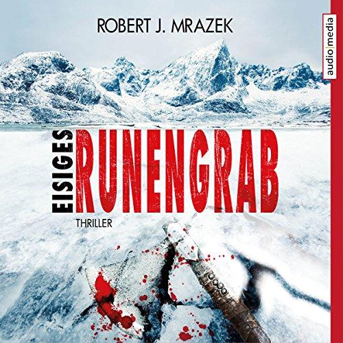 Eisiges Runengrab audiobook cover art