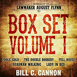 The Chronicles of Lawmaker August Flynn: Box Set, Volume 1, Books 1-5 cover art