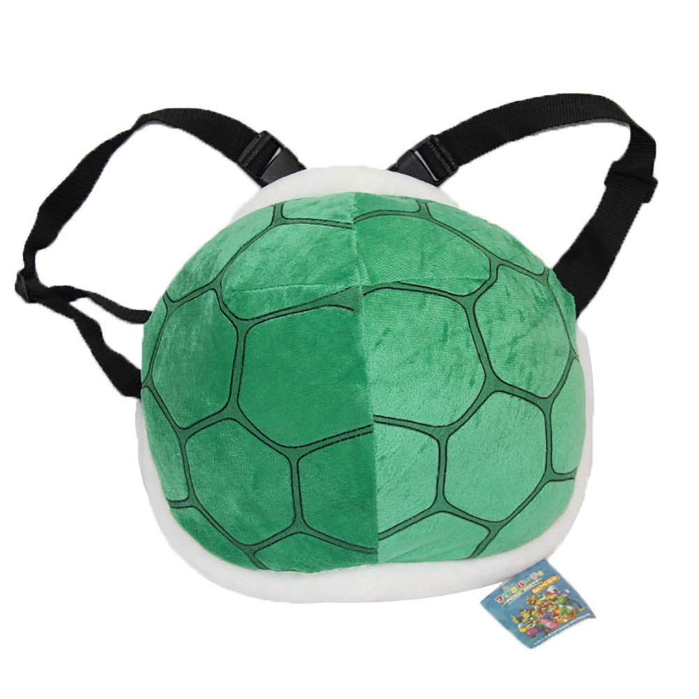1PC Green Koopa Shell Bolsa Super Mario Tortoise Shell Peluche ...