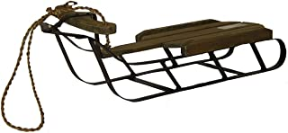 old fashioned sleigh