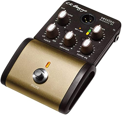 lowest L.R. wholesale Baggs Session DI Acoustic Guitar lowest Preamp and DI online sale