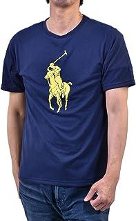 (ポロ ラルフローレン) POLO RALPHLAUREN 半袖クルーネックTシャツ XL ブルー [並行輸入品]