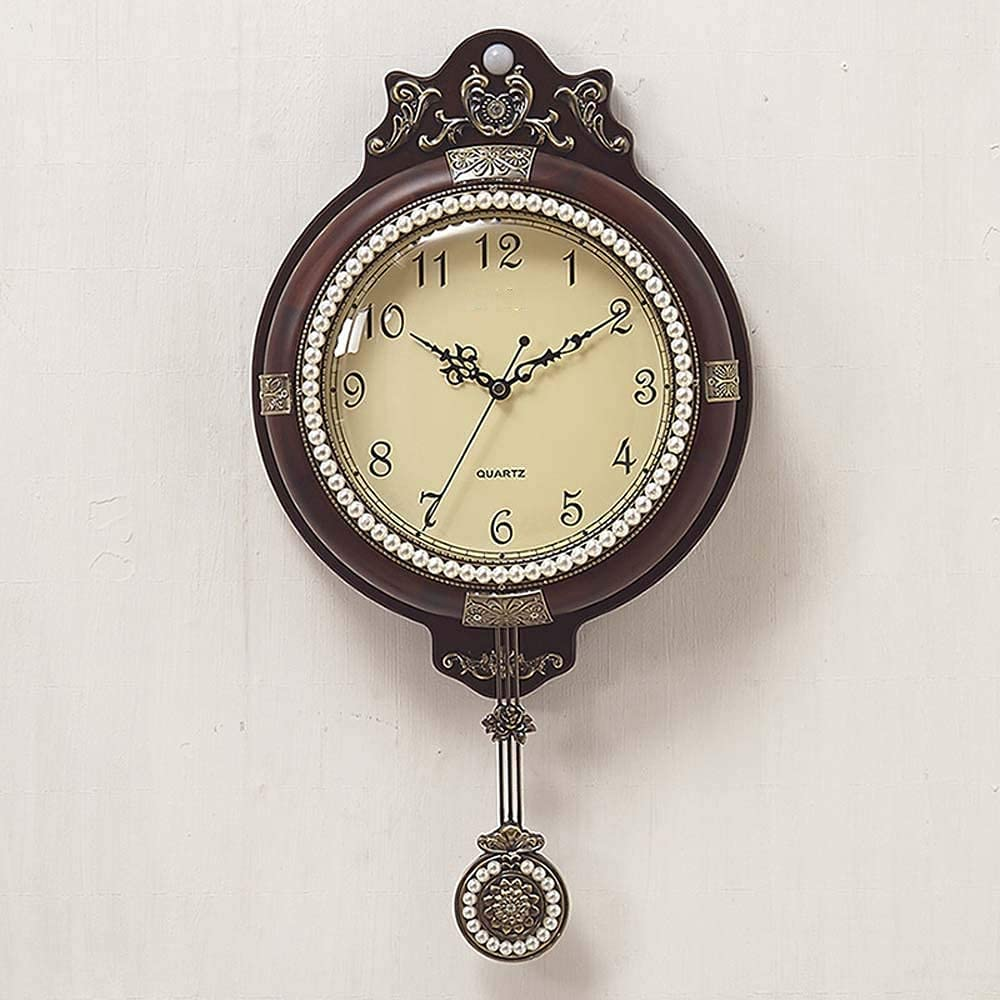YBQ Wall Clock Creative Phoenix Mall Sensation L Popular Intelligent