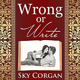 Wrong or Write audiobook cover art