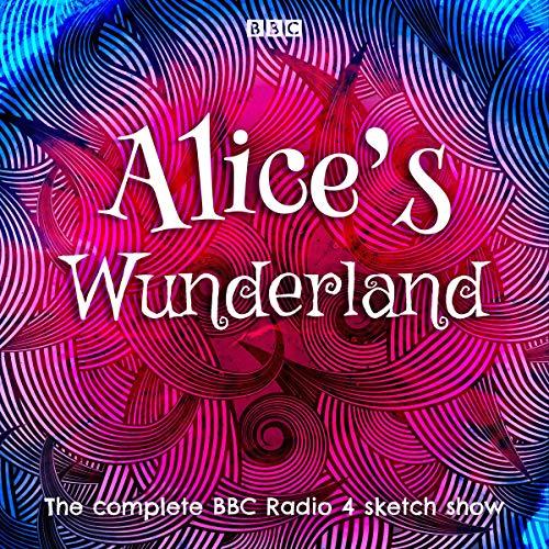 Alice's Wunderland audiobook cover art