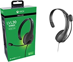 PDP Gaming LVL30 Wired Chat Headset - Xbox One, 048-136 - Xbox One