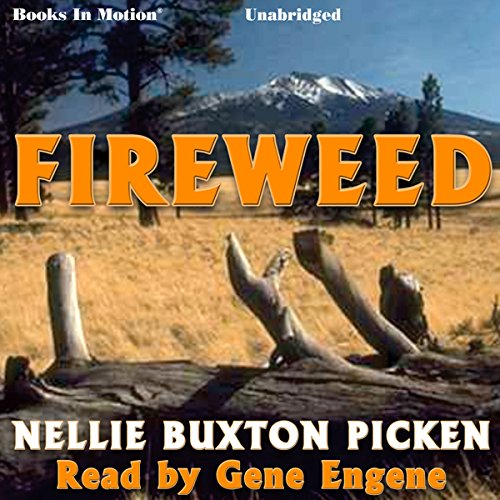 Fireweed audiobook cover art
