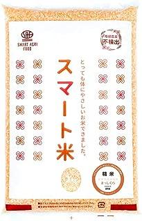 スマート米(プレミアム):青森県 まっしぐら (2kg):残留農薬ゼロ