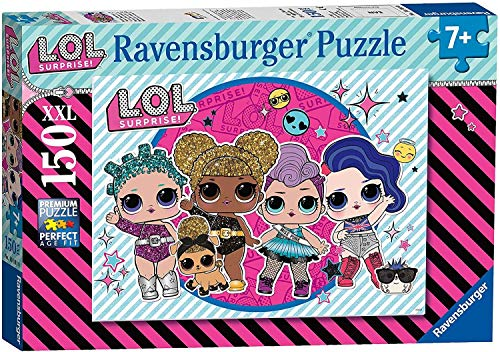 Ravensburger 12883 LOL Surprise Girls Night Out XXL 150pc Jigsaw Puzzle,