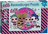 Ravensburger - Puzzle L.O.L., 150 piezas XXL (12883)