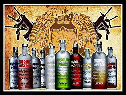 Advertising Absolut Vodka - 9