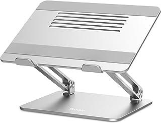 BoYata Support Ordinateur Portable, Support pour MacBook: Sable Multi-Angle Support Refroidissement, Compatible avec Les O...