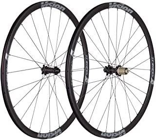 FSA Vision TriMax 30 Clincher DB Bicycle Wheelset - WH-VT-605DB