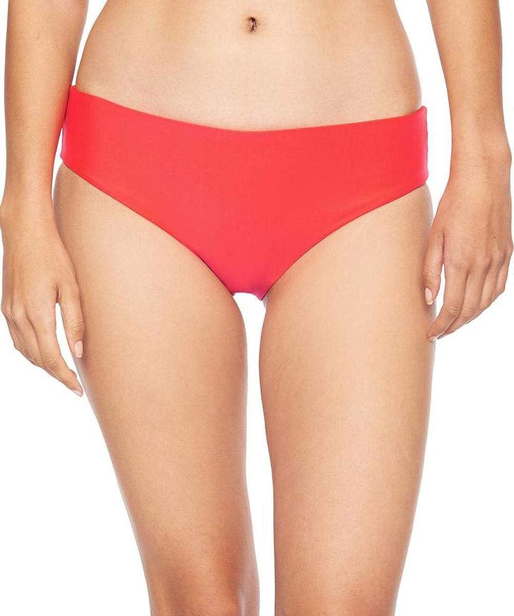 Hurley Women's Quick Dry Commpression Full Bikini Bottom