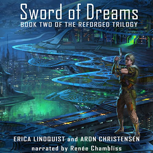 Sword of Dreams audiobook cover art