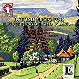 Sounds and Sweet Aires for Flute, Oboe & Piano: III. Lento con brio