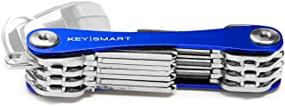 KeySmart - Compact Key Holder and Keychain Organizer (up to 22 Keys)