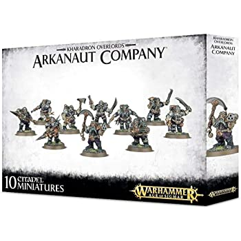 "Games Workshop 99120205020"" Kharadron Overlords Arkanaut Company"