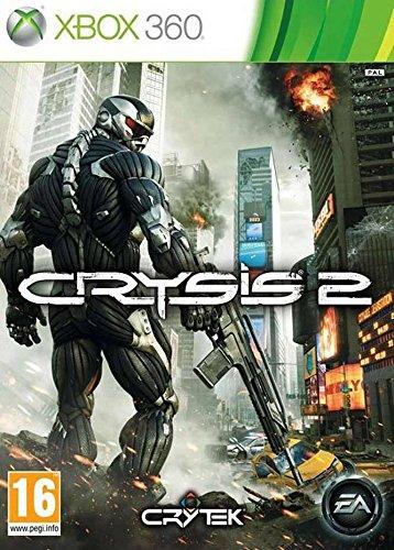 Electronic Arts Crysis 2 Classics, Xbox 360 - Juego (Xbox 360, Xbox 360, FPS (Disparos en primera persona), M (Maduro))