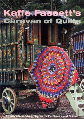 A Caravan Of Quilts: Twenty Designs from Rowan for Patchwork and Quilting