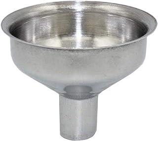 likeitwell Trechter van roestvrij staal met greeptrechter vultrechter 4 cm 35 cm 9 cm diameter vulbuis 08 cm 07 cm 15 cm v...