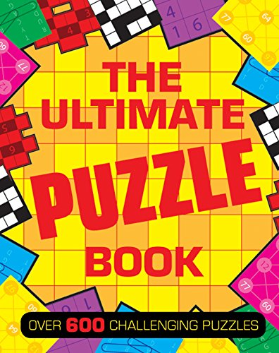 Awesome Book of Puzzles (Jumbo 640 PBSCW)
