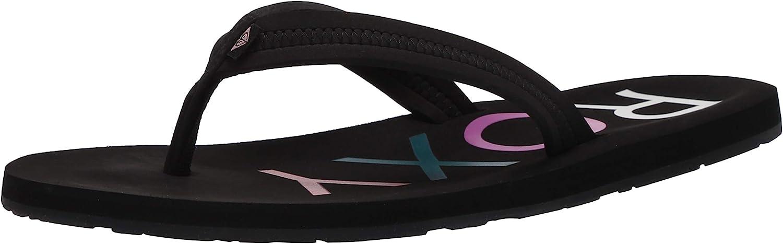 Roxy Max 56% OFF New product Women's Vista Flip-Flop Sandal