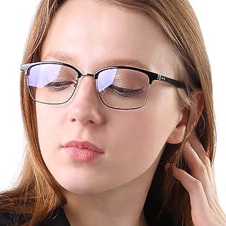 Blue Light Blocking Glasses Women Men Computer Glasses Feirdio Blue Light Glasses 52010 …