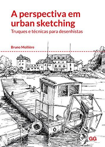 A perspectiva em urban sketching: Truques e técnicas para desenhistas