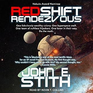 Redshift Rendezvous audiobook cover art