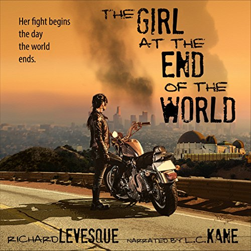 The Girl at the End of the World cover art