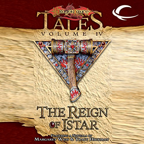 The Reign of Istar audiobook cover art