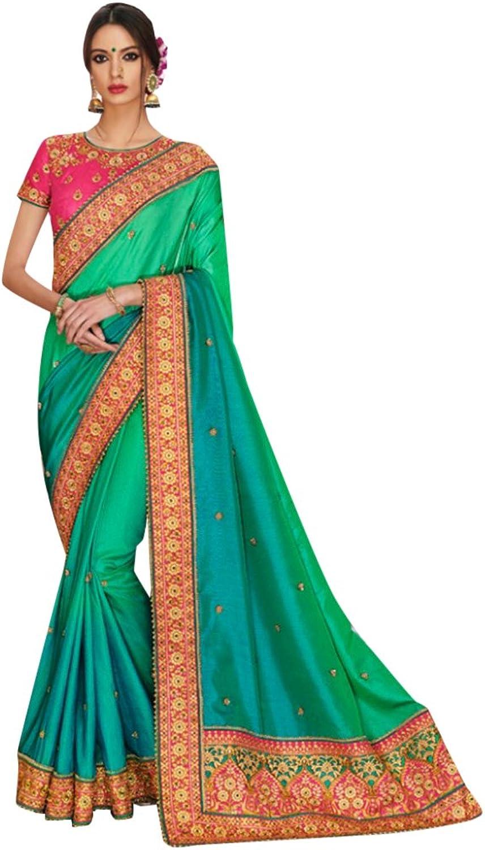Bridal Ethnic Bollywood Collection Saree Sari Ceremony Bridal Wedding 860 19