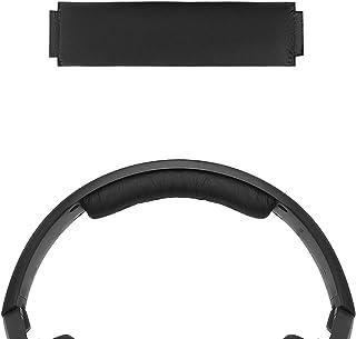 Geekria Proteïne lederen hoofdband pad compatibel met Sennheiser HD418 HD419 HD428 HD429 HD439 HD438 HD448 hoofdtelefoon v...