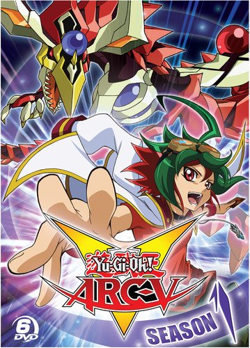 Yu-Gi-Oh Arc V: Season 1 [Edizione: Stati Uniti] [Italia] [DVD]