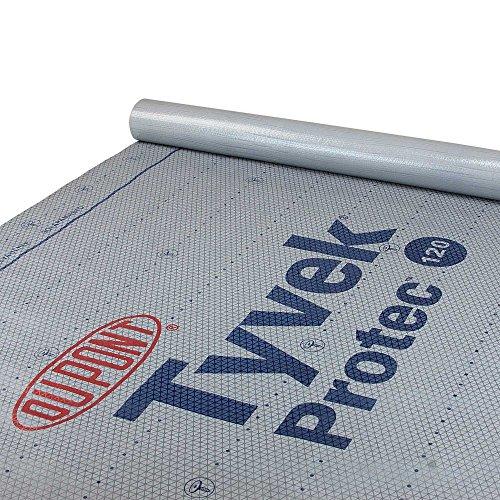 Tyvek Protec 120 Roof Underlayment 4' x 250' - 1 Roll