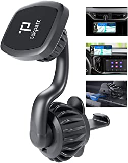 Tekpatt Car Phone Holder, Universal Air Vent Car Mobile holder, 360° Rotation Universal Magnetic Holder, Vehicle mount Car...