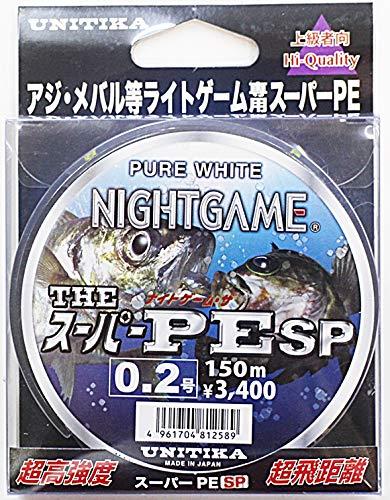 UNITIKA(ユニチカ)『ナイトゲーム THEスーパーPE SP 0.2号』