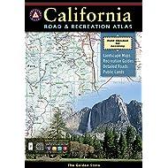 Benchmark California Road & Recreation Atlas