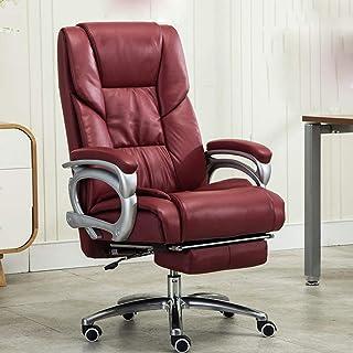 Chaise depatron de chaise dejeu MHIBAX, chaise de massage inclinable, chaise de bureau d'affaires, chaise de bureau c...