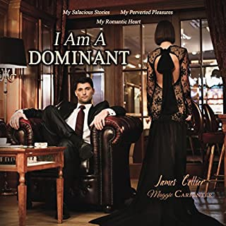 I Am a Dominant audiobook cover art