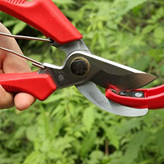 HTTGJ Handheld Multi-Sharpener for Pruning Shears Hand Pruners Gardening Scissor 8GJ88