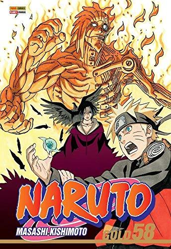 Naruto Gold Vol. 58