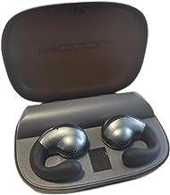 گوشگیرهای بی سیم Mini Non in Ear ضد آب بلوتوث گوشگیرهای باز ورزشی گوش دادن به موسیقی کاهش نویز فوق العاده آماده به کار 5.1 هدست پاور بانک ، بدون گوش درد Key کلید لمسی