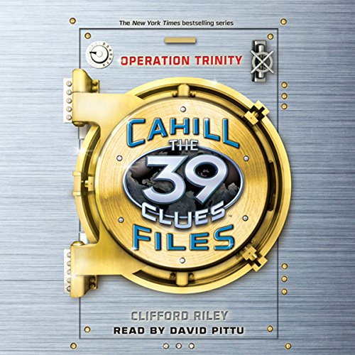 Operation Trinity audiobook cover art