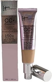 It Cosmetics YSBB CC+Illumination Cream SPF 50+ 1.08 Ounce (Medium)