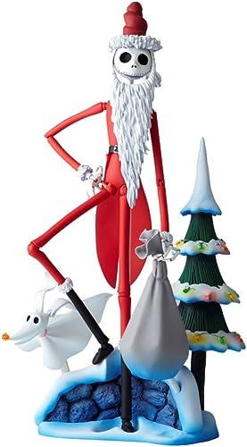 hasta un 60% de descuento The Nightmare Before Before Before Christmas Santa Jack Skellington Revoltech Action Figure (japan import)  Entrega gratuita y rápida disponible.